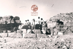cSearightpPetra20-Petra-1963-Roman-temple
