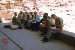 cSearightpPetra27-Petra-1965-outside-the-Museum