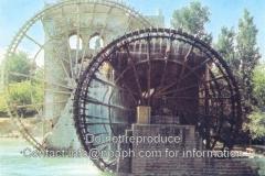 Hama-water-wheels-the-Noria-Syria-1976-postcard-1