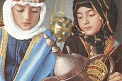 cSearightpPostcard26-Arabian-coffee-postcard-1976