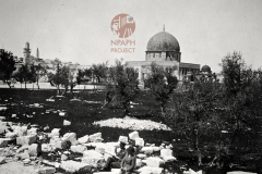12.-Jerusalem-1931-Mosque-of-Omar