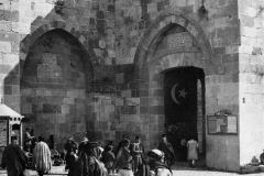 6.-Jerusalem-1931-Jaffa-Gate-postcard