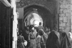 9.-Jerusalem-1931-Seventh-Station-of-the-Cross-postcard