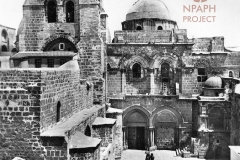 9a.-Jerusalem-1931-Church-of-the-Holy-Sepulchre-II-postcard