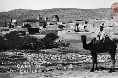 cSearightpPostcard1-Cana-of-Galilee-1931-postcard