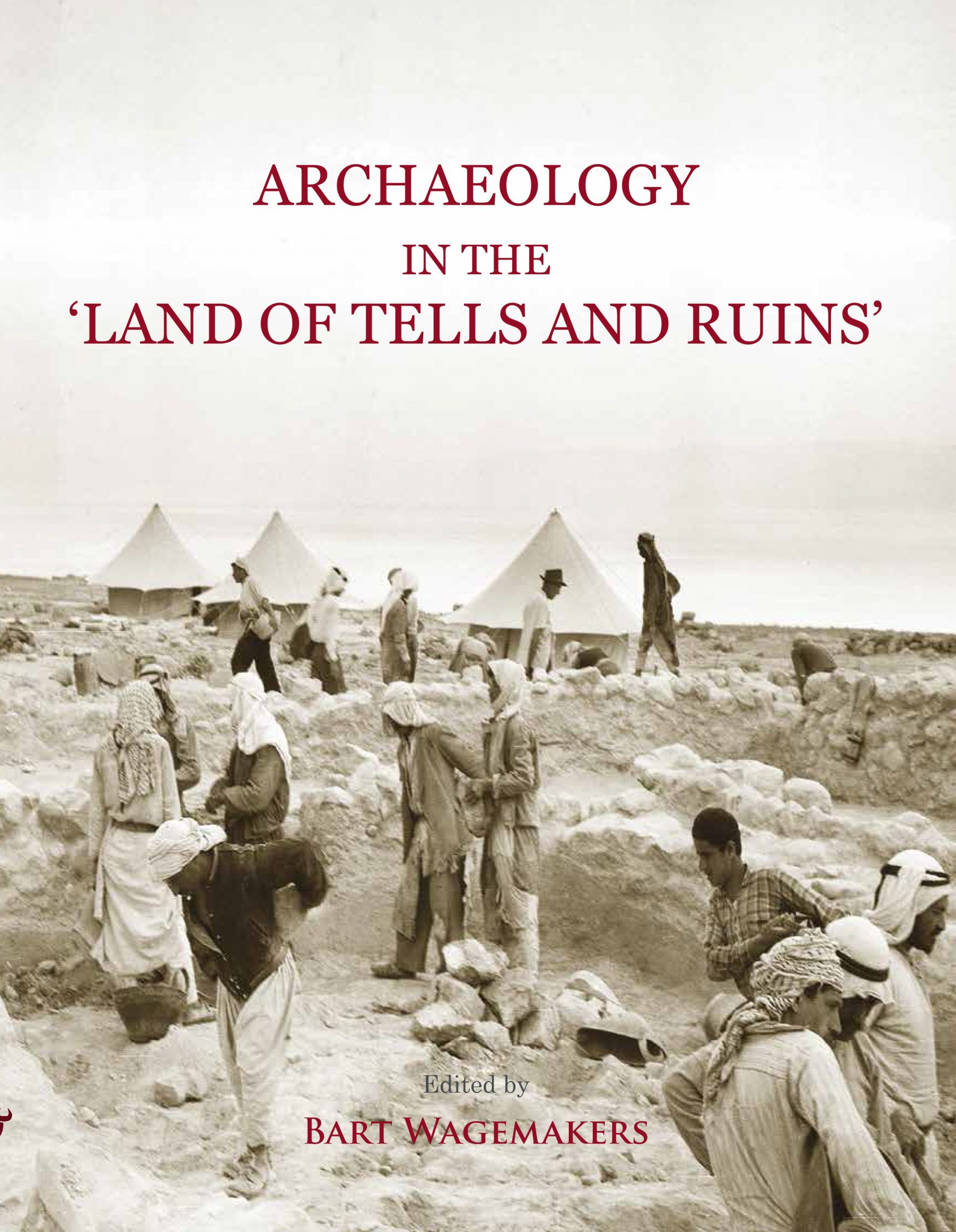 Land of Tells cover front