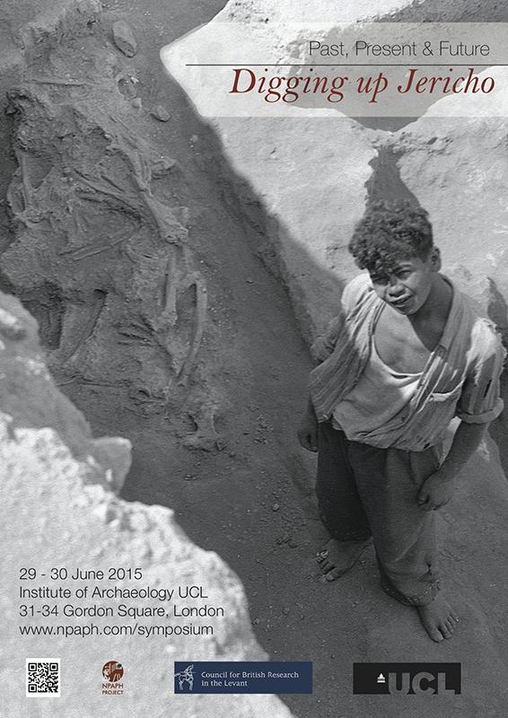 Digging up Jericho