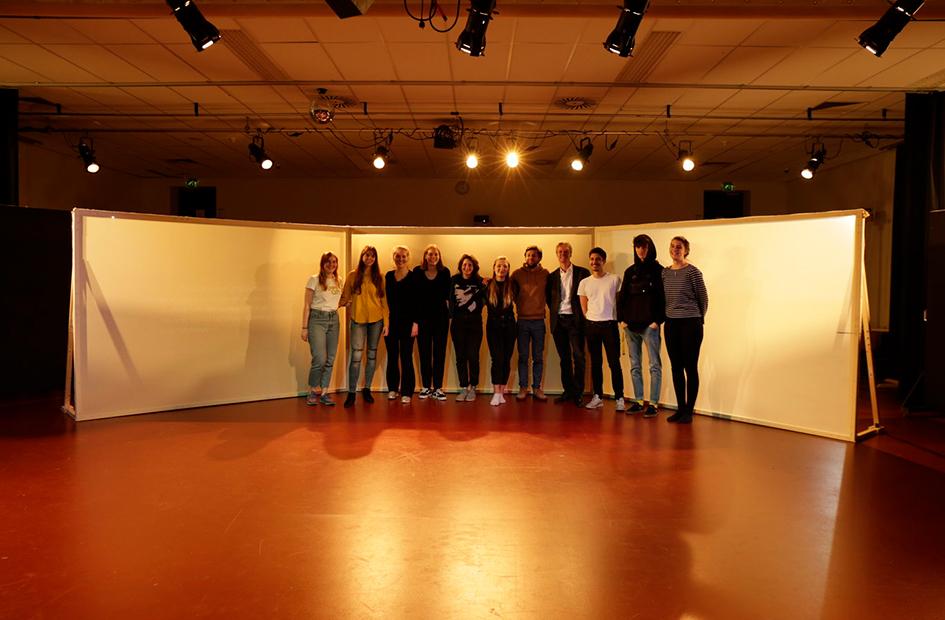 HKU Students Leo Boer Project